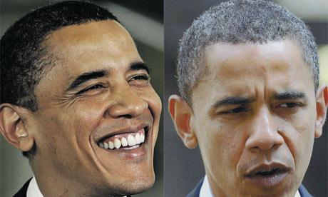 barack obama grey hair pelo canoso canas estres